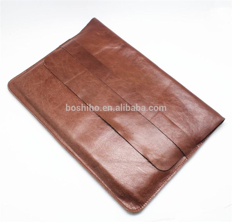 Boshiho Factory leather case for ipad pro
