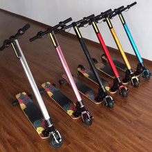 Reliable and Cheap 3 wheels electric skateboard China manufacturer