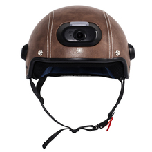 Leather Airwheel C6 full face vietnam helmet for electric bike 2017 hot sale Wifi hat