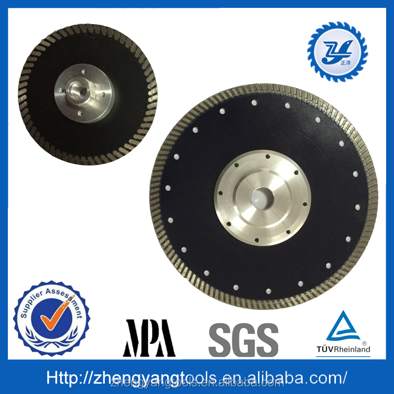 Brazed diamond discs for cutting granite marble ceramic tile/china diamond disc