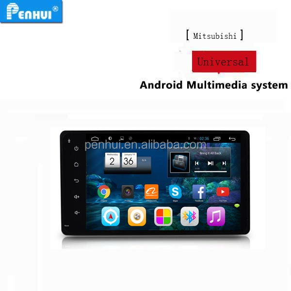 PENHUI Android 4.4 quad core Car PC <strong>GPS</strong> For Mitsubishi sport <strong>L200</strong> 2015. Length*Width: 205 mm*105mm