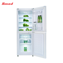 Home Double Door Bottom Freezer Combi Refrigerator