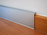 Factory Direct Decorative Interior Stainless Steel Skirting Board