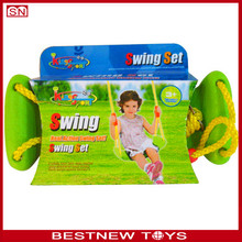 Plastic swing sets for toddlers swing and slide set/kids swing
