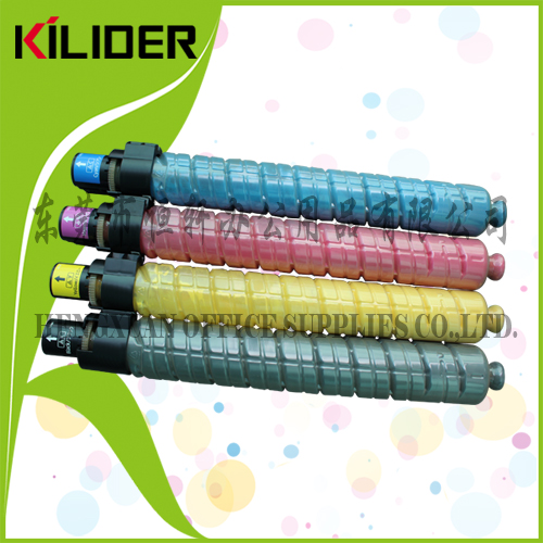 China wholesale Ricoh MP C3501 copier parts premium color toner cartridge