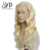 Full Lace Wig, 613 Blonde Body Straight Wave African American Glueless Lace Human Hair Wigs for Black Women