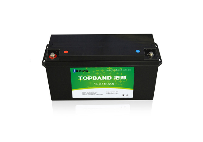 High quality 12V 150Ah lithium ion battery for cars/bus