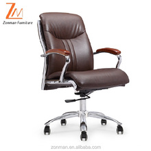 Workstation Seat metal base Office Furniture Executive Chair From Office Furniture Manufacturer