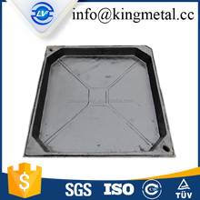 Export to middle east composite pvc manhole cover recessed type with ISO9001:2008