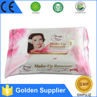 Alcohol Free and Feminine Type Face Wet Wipes