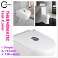 SIMPLE, POPULAR, AFFORDABLE Heated Toliet Seat Cover suitable for wall hung and floor mounted toilet