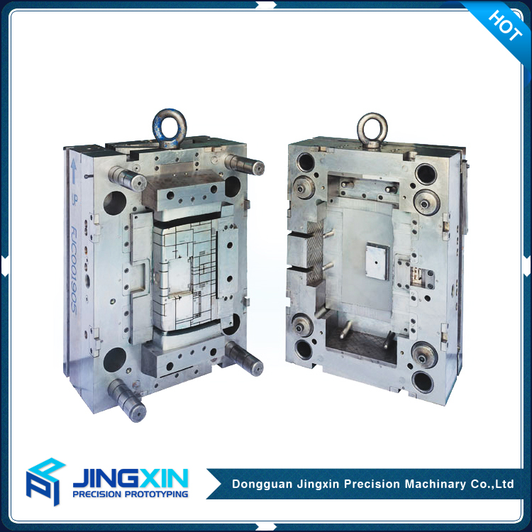 Jingxin Custom Design Service Production Industrial Plastic Injection Moulding