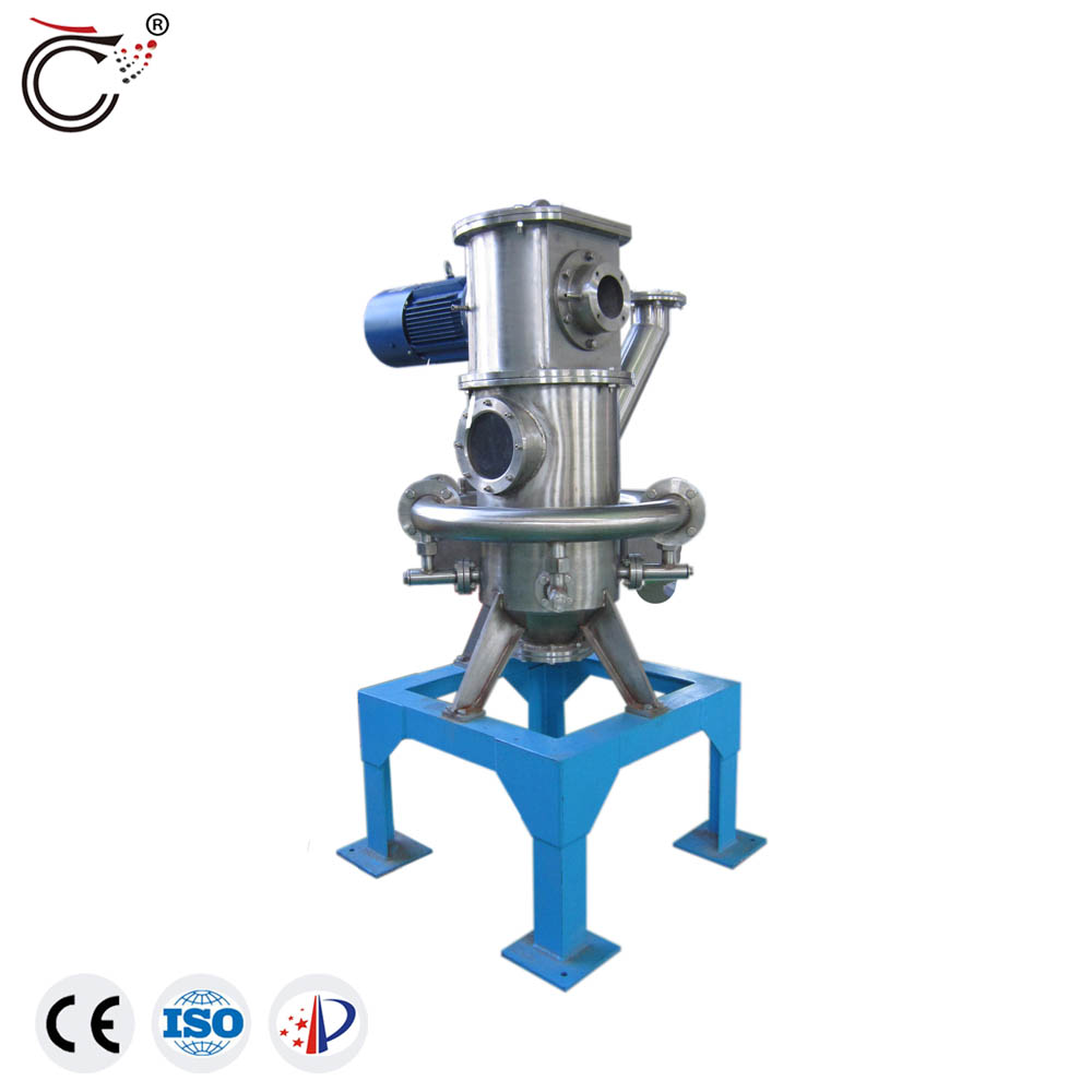 Germany Technology Air Classifier Design Jet Mill Machine