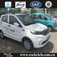 Original factory direct sale popular four wheel suv electric car in pakistan