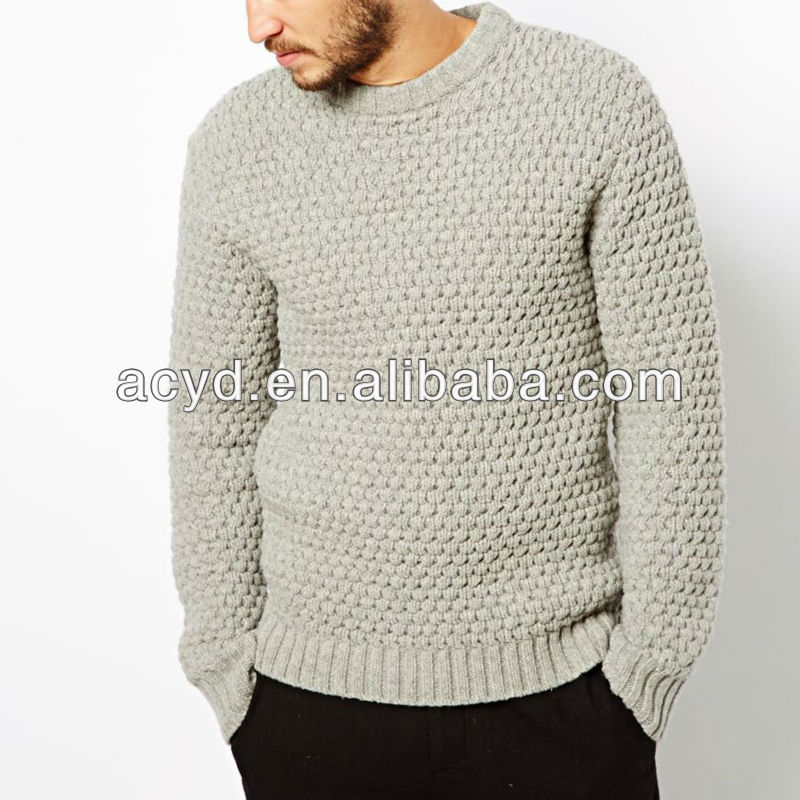 Specialized Mans Pullover Sweater Manufacturer from China