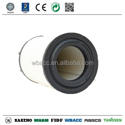 China Supplier High Efficiency Customized Filter for scania3041.2/3151.1 for air filter