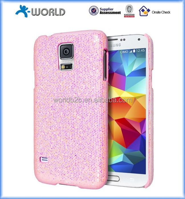 Bling Hard Cover for Galaxy S5,Glitter Bling Crystal Rhinestone case for samsung s5