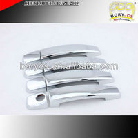 2009 chrome accessories door handle cover CHEVROLET CRUZE