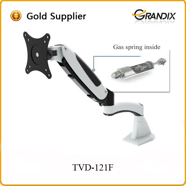 Wholesale Full Motion Swivel Gas Spring Folding Diy Swing Arm Lcd Monitor Stand