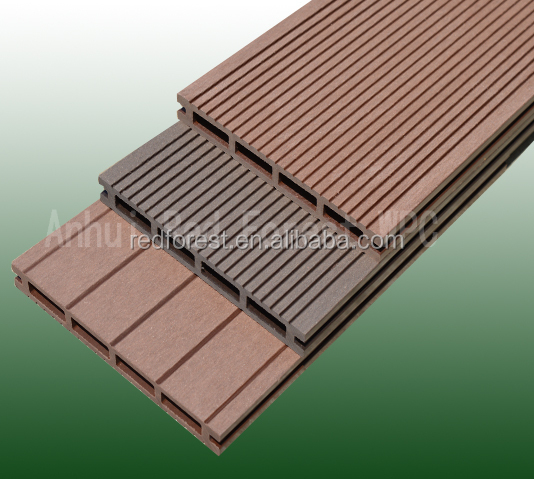 Composite bamboo decking