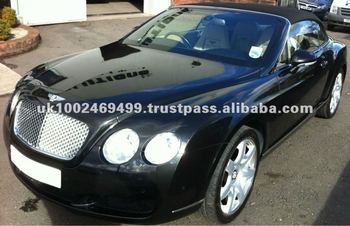 Bentley Continental GTC Mulliner - 2008 - 18k