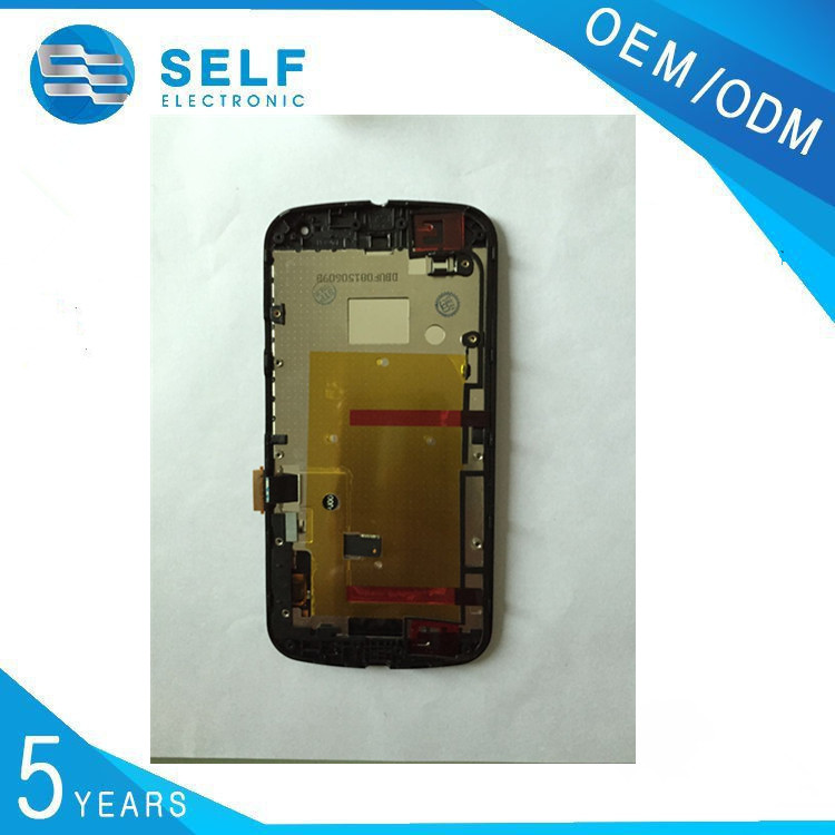 Wholesale touch screen digitizer replacement parts display assembly original lcd for motorola moto g2 xt1063