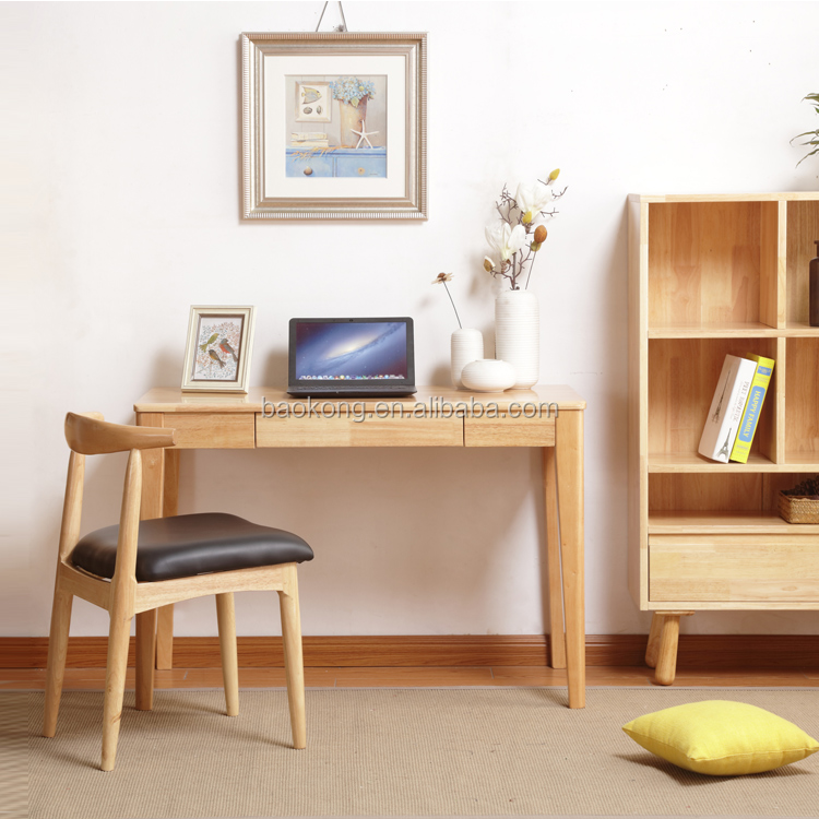 Study Desk Home Study Room Wooden Modern Study Table Desk