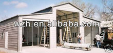 30X21 Metal Carport, Steel Garage, Storage Building INSTALLED