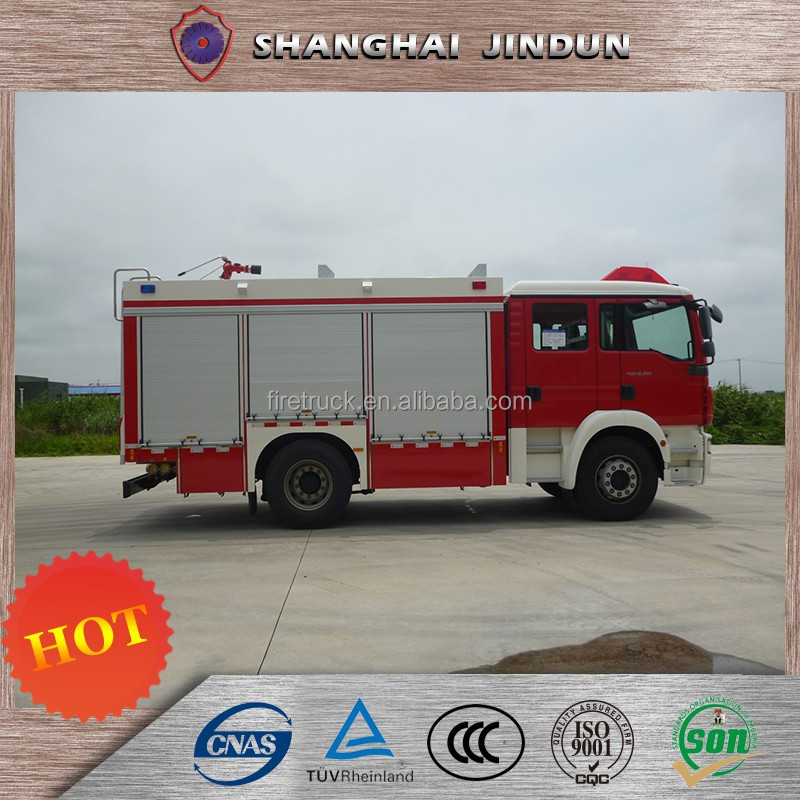 Popular Jac Fire Engine,3000 M3 Different Types Of Fire Trucks