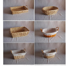 Cheap Handmade Willow Wicker Bread Basket from Linyi
