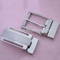 Hot selling fashion new design buckle zinc alloy 35mm R-0770-25 belt buckle with reversible clip
