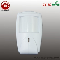 Wireless Security And Protection Pir Motion