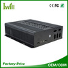 Iwill ZPC-S120 pure aluminum mini itx embedded pc case support ATX power board