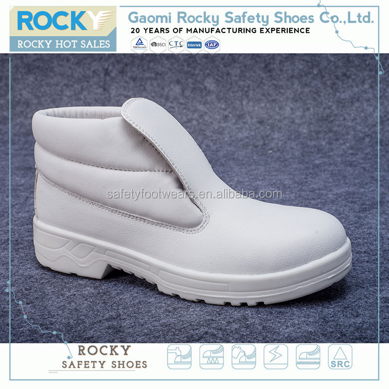 Reliable quality steel toe lab safety shoes for thailand