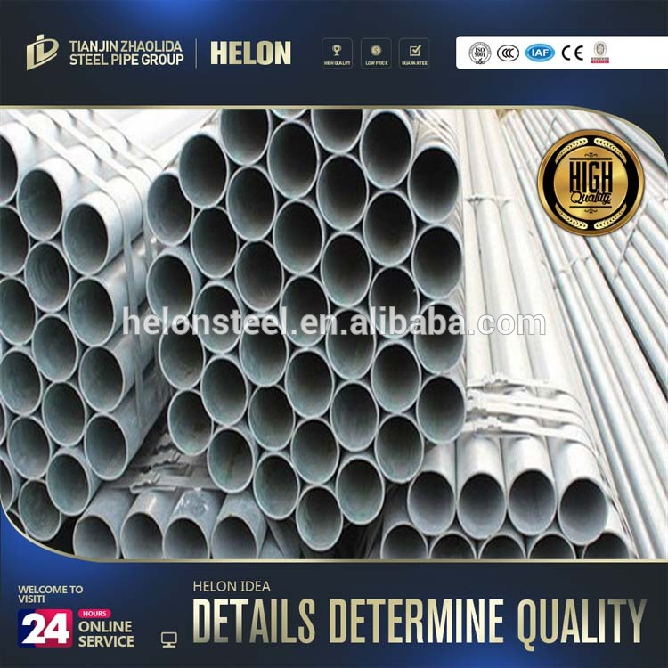 construction companies online shop china galvanized pipe trading