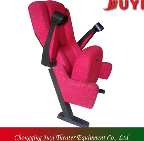 JY-614 Factory Price Chair For cinema english movies wood church chair theater seat part theater seat parts