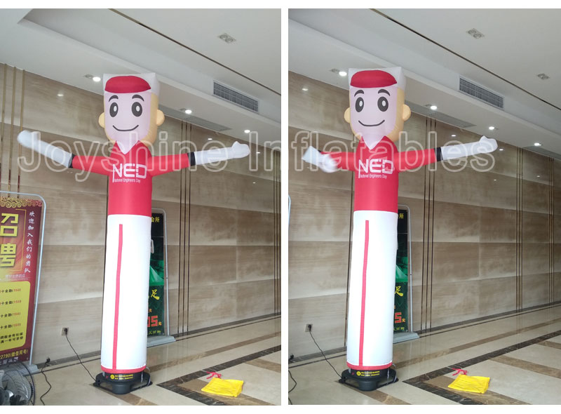 Outdoor Giant Inflatable Advertising  Man / Inflatable Dance Star