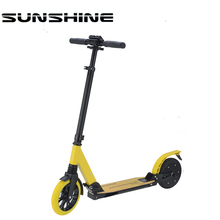 Hot sale high quality best kick moped folding electric scooter for adults