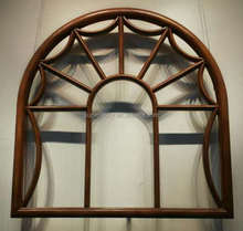Vintage Style Antique Arched Window Mirror