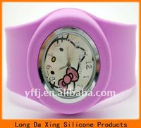 2016 promotional hello kitty series silicone watches