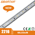 SMD 2216 LED strip light 6500k led strip lights Shenzhen LED manufacture