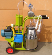 2016 Promotion Improve milk quality and increase milk yield milking machine/8-10 cows/goats milking machine price