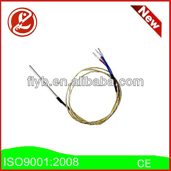 j type thermocouple color code