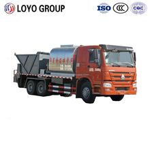 China HOWO 6x4 336HP 16CBM Synchronous Chip Sealer Truck for sale