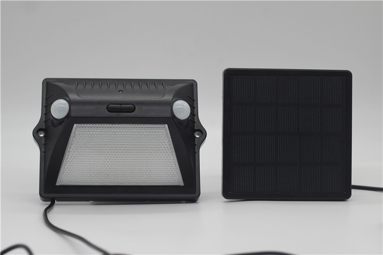 solar power led light Super Bright and wide Angle Solar Lamp, Wireless Security Waterproof Wall Lamp, Motion Sensor Solar Power