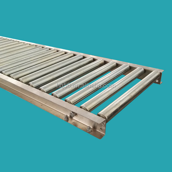 Stainless steel roller conveyor price
