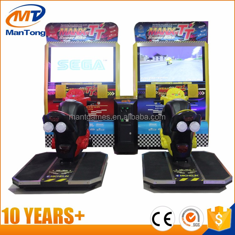 2017 popular arcade game machine motorcycle,speed motor racing car games,Electronic game machine for sale