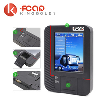 Readout QR code and System parameter number truck diagnostic scanner