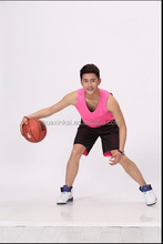 Fashion style fast-dry designed basketball wear