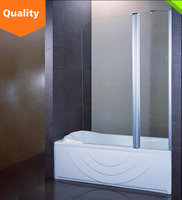 2015 new design shower screen for bathtub